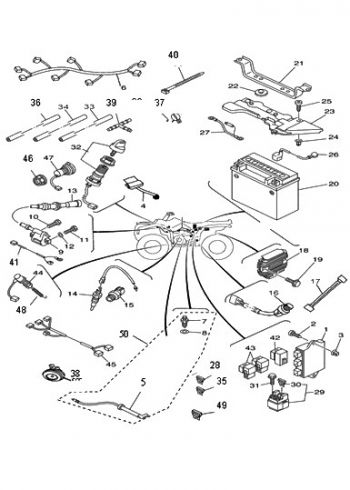 49cc Engine Wiring Diagram as well Wave 125 Wiring Diagram besides Electric Scooter Manuals besides Lifan 125cc Engine Service Manual also Chinese Scooter Dc Cdi Wiring Diagram. on chinese atv engine parts diagram